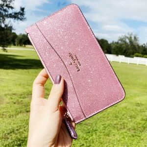 Glitter🌸💞Kate Spade Cardholder & Wallet